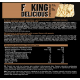 F ** king Delicious Protein Bar 55g. AllNutrition