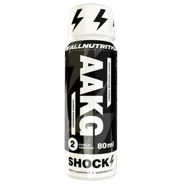 AAKG Shock 80ml AllNutrintion