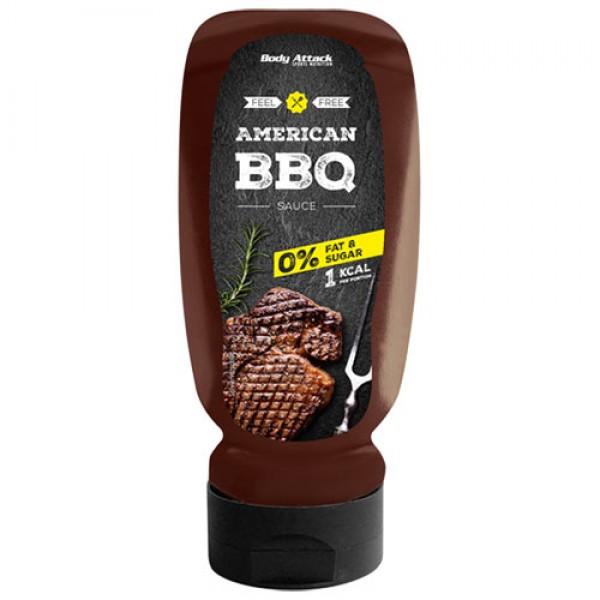 American BBQ Sauce - 320ml Body Attack
