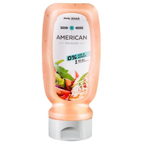 American Dressing - 320 ml Body Attack