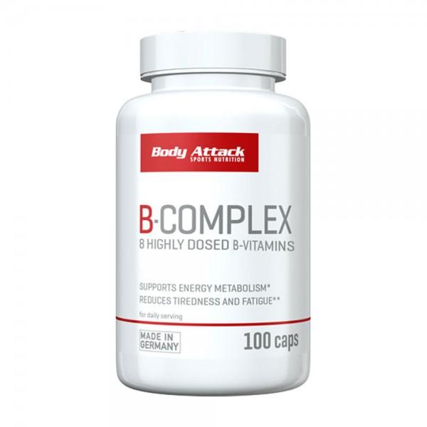 B-Complex 100 Caps Body Attack