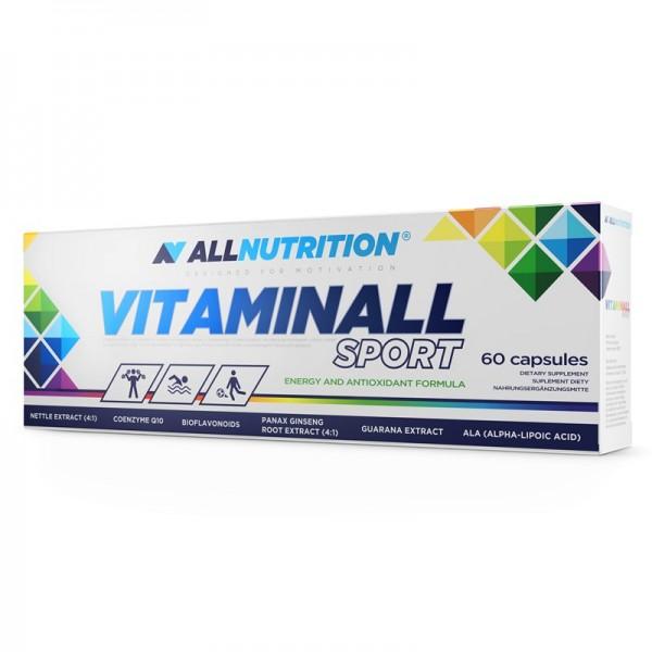 VitaminALL Sport 60 caps AllNutrition