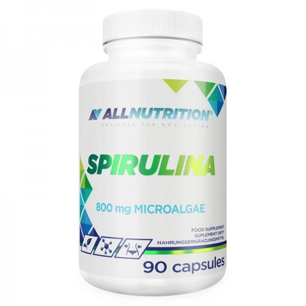 Spirulina - 90caps AllNutrition