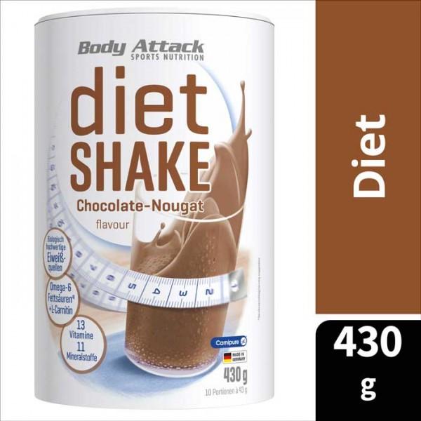 Diet Shake   430g Body Attack