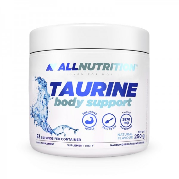 Taurine 250g AllNutrition