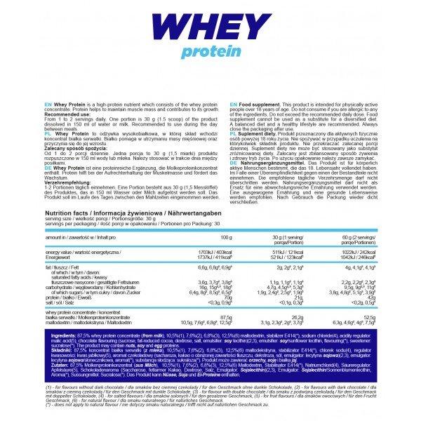 Whey Protein 908g AllNutrition